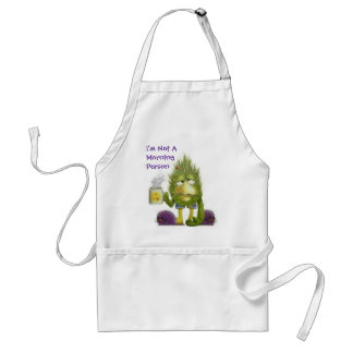 Not A Morning Person - Apron