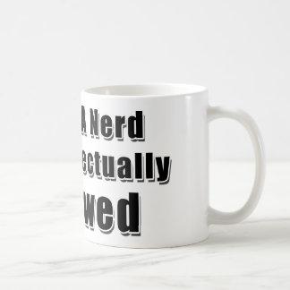 Not a Nerd Coffee Mug