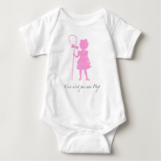 Not a PEEP! Baby Bodysuit