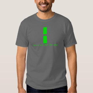 Not A Pipe Dark T-Shirt