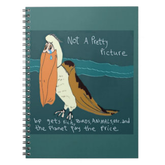 Not A Pretty Picture Notebook
