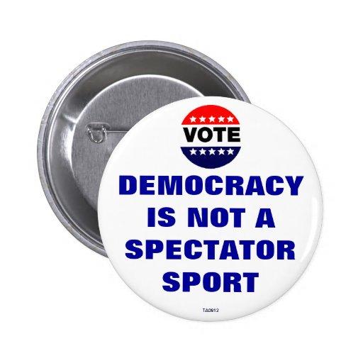 Not a Spectator Sport - Button