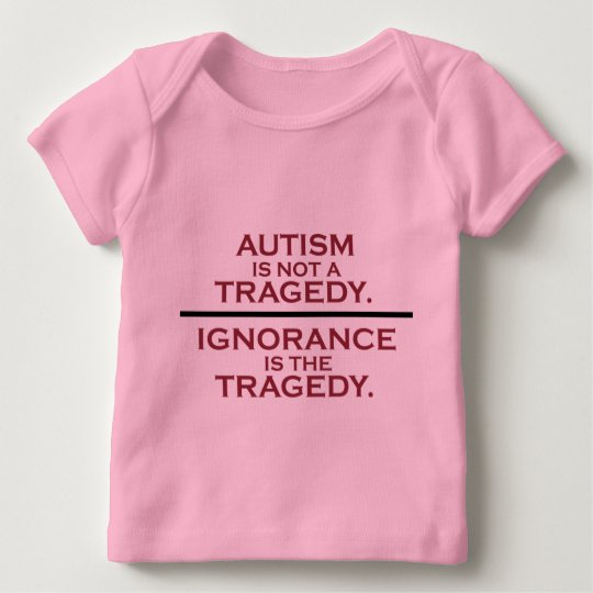 Not a Tragedy Infant Longsleeve Baby T-Shirt