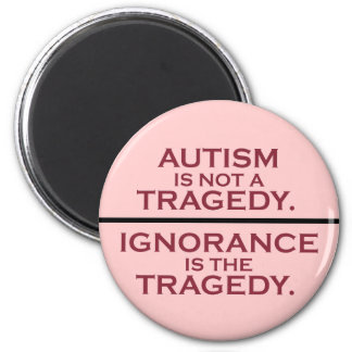 Not a Tragedy Magnets