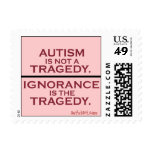 Not a Tragedy Stamps