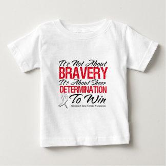 Not About Bravery - Bone Cancer Shirts