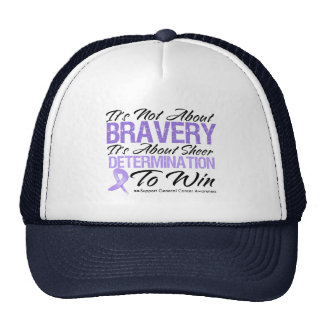 Not About Bravery - Cancer Trucker Hats