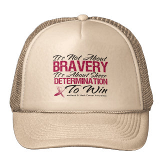 Not About Bravery - Head and Neck Cancer Hats