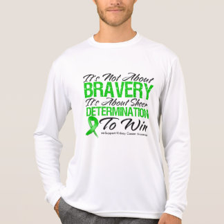 Not About Bravery - Kidney Cancer Tee Shirt