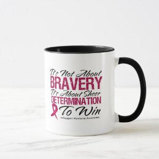 Not About Bravery - Multiple Myeloma Mug