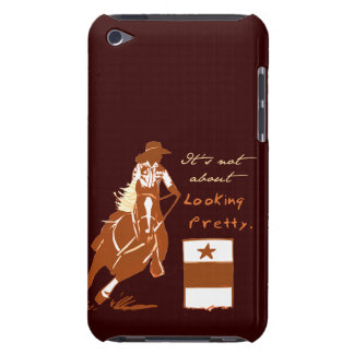 Not About Looking Pretty iPod Touch Cases