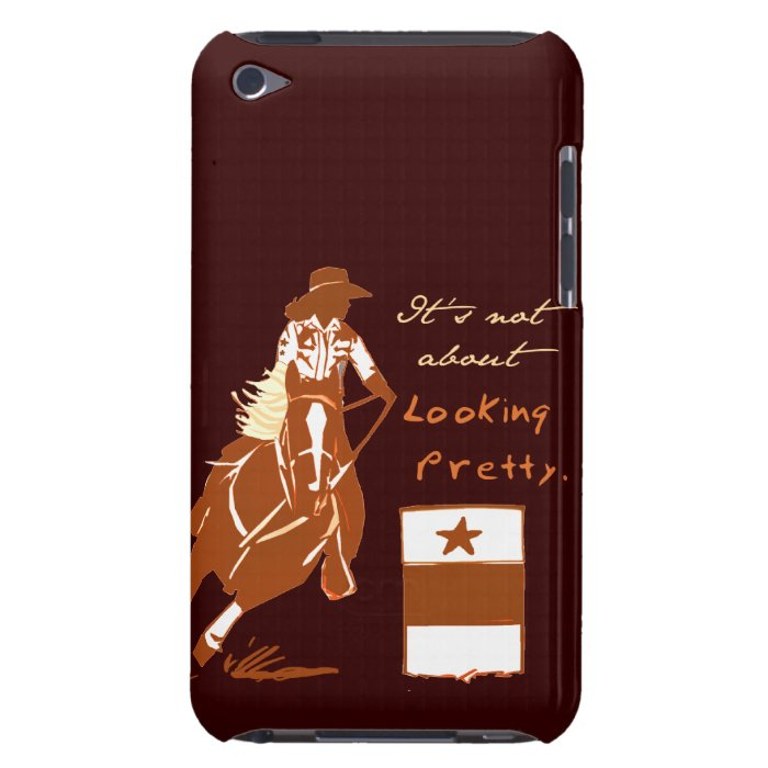 Not About Looking Pretty iPod Touch Cover