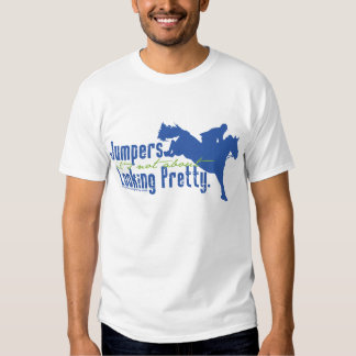 Not About Looking Pretty T-shirts