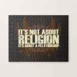 Not About Religion Puzzle