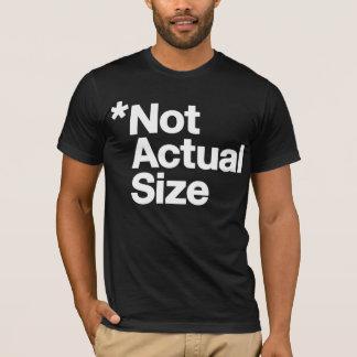 *Not Actual Size T-Shirt