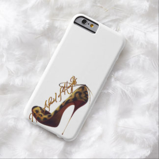 """""""Not Afraid of Heights"""" Tres Chic High Heel Design Barely There iPhone 6 Case"""