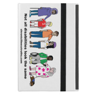 Not All Disabilities Look the Same iPad Mini Case