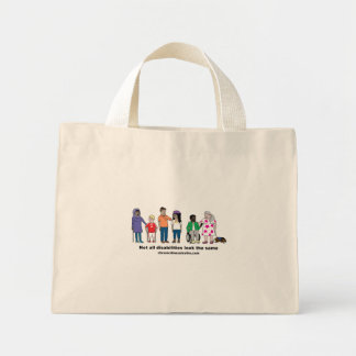 Not All Disabilities Look the Same Tiny Tote