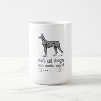 Not All Dogs Equal Mugs