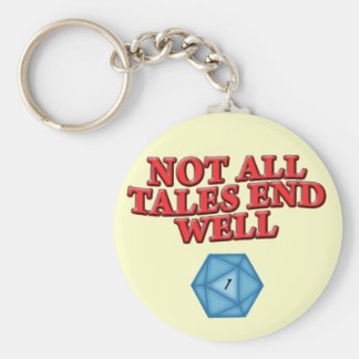Not All Tales End Well Key Chains
