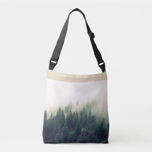 Not All Who Wander Are Lost Crossbody Bag
