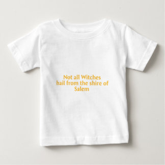 Not All Witches Baby T-Shirt