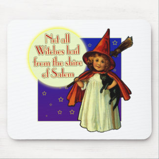 Not All Witches... Mouse Pad