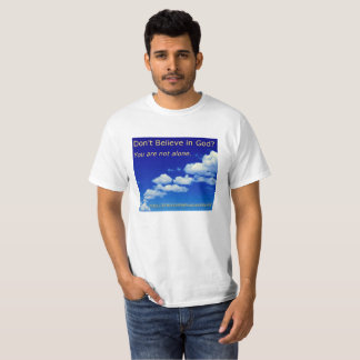 """Not Alone"" T-Shirt"