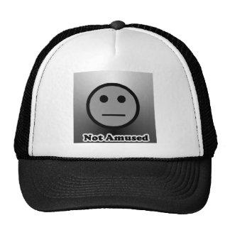 Not Amused Trucker Hat