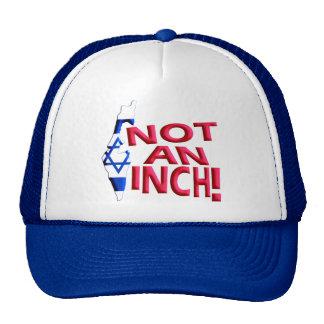 Not an Inch Trucker Hats