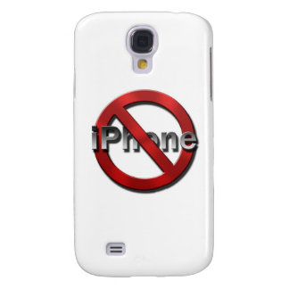 """Not an iPhone"" case"