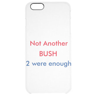 Not Another Bush IPhone 6 case