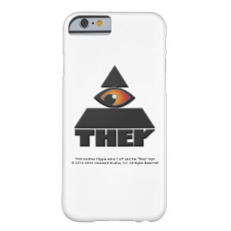 """Not Another Hippie Mind Cult"" They Logo Case"