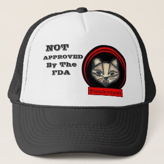 NOT APPROVED By The FDA Trucker Hat