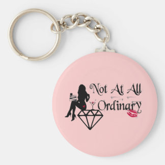 NOT AT ALL ORDINARY KEY CHAINS