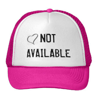 Not Available Hat