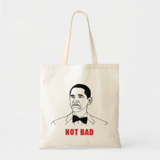 Not Bad Canvas Bags