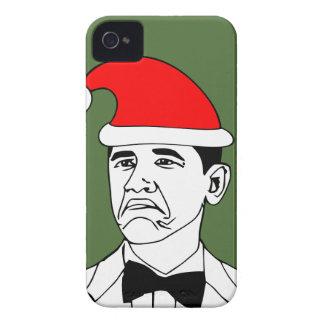 not bad xmas meme iPhone 4 Case-Mate case