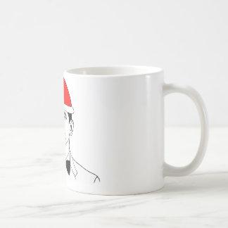 not bad xmas meme coffee mug
