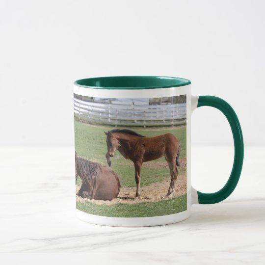 Not before I've had my coffee! Mug