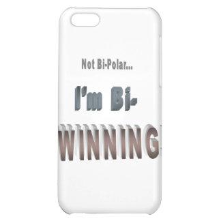 Not Bi-Polar I m Bi-WINNING iPhone 5C Case