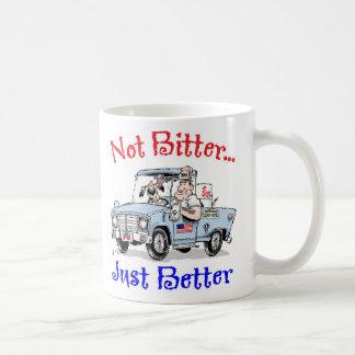 Not Bitter Mug