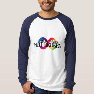 Not Broken - Neurodiversity T-Shirt