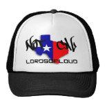 NOT CAL TX MESH HATS