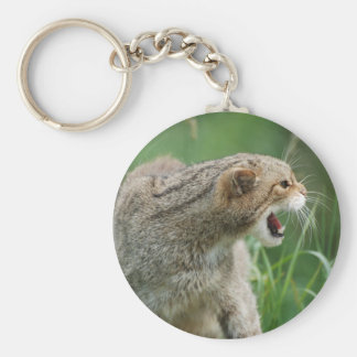 Not Called WILDcat for Nothing! keychain