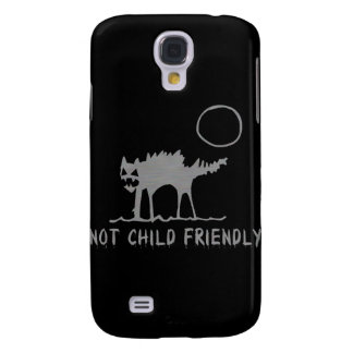 Not Child Friendly Galaxy S4 Cases