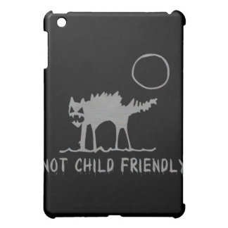 Not Child Friendly Case For The iPad Mini