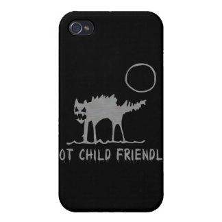 Not Child Friendly Case For iPhone 4