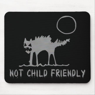 Not Child Friendly Mouse Pad