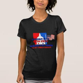 Not Church Property T-Shirt